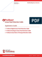 Thermocable ProReact LHD Cable_Applications Guide