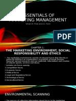 Essentials of Marketing Management - 1