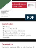 Presentation TP1