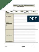 Fichas de Atencion a Pp.ff