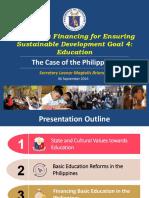 Key Remarks Philippines