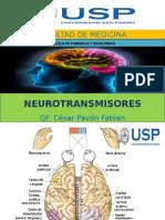 Neurotrasmisores II Unidad