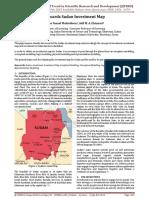 Towards Sudan Investment Map