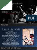 Rahul Salwa n Profile