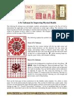 Fu Talisman for Physic health