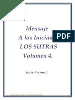 Domingo Herbella - El mensaje a los iniciados. Los Sutras. Volumen 4.pdf