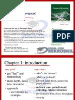 Pertemuan 01 - 02 - Internet OSI Layer
