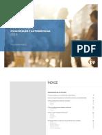 Programa electoral del PP para la alcaldía de Barcelona