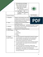 SOP Prosedur Layanan Klinis
