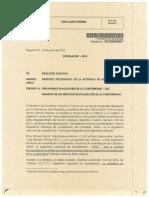 Circular Externa 2018 No 7- Ejercicio Exclusividad de La Actividad Acreditadora ONAC