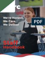 Arc Staff Handbook May 2019
