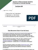 Ece3430 Lecture 04