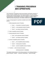 Szewinska A Years Training Program for women sprinters.pdf