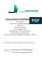 Catalogue REPONSE Formation Professionnelle 2019 05 08