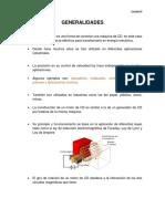 Generalidades Unidad II
