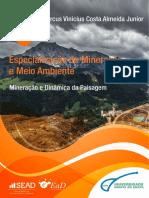 Mineração e dinâmica de paisagem