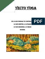 Proyecto Yoga 2019