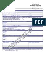 Programa de Seguridad Res 319-99
