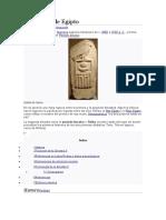 Dinastía II de Egipto