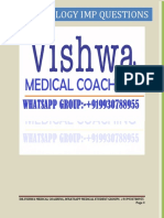 PHYSIOLOGY IMP QUESTIONS- DR.VISHWA MEDICAL COACHING, WHATSAPP GROUPS- +919930788955
