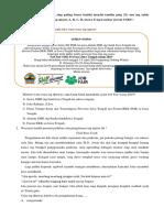 Soal Usbn Utama Fix 2019