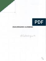 Getxolinguae-2019 Jasotako Materiala - Arrasate BHI