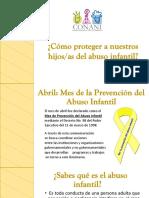 Constanza - Charla Como Proteger a Tus Hijos Del Abuso Infantil - ABRIL