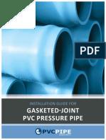 Guía de instalación de tubería