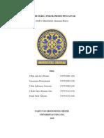 Interpretasi Analisis Kinerja Keuangan Perusahaan balabala