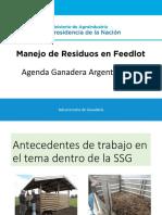 000000_Manejo de Residuos en Feedlot - Agenda Ganadera Argentina 2025