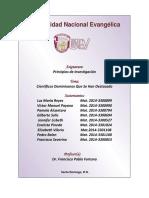 cientificos dominicanos