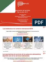 Plan Accion 2019 Exportacion Servicios