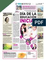 Día de La Educación Inicial