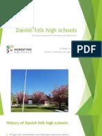 Danish Folk High Schools