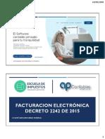 Facturacion Electrónica Fe