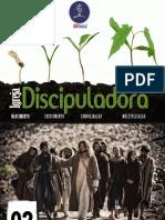 3-Igreja Discipular - o Plano Do Mestre