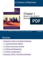 Boatright_ppt_chapter_01_Ethics in the World of Business