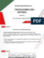 Cde-II Actuaciones Preparatorias