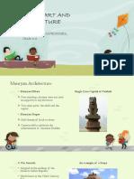 MAURYAN ART AND ARCHITECHTURE.pptx