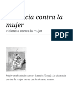 Violencia contra la mujer - Wikipedia, la enciclopedia libre.pdf