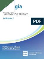 Modulo 2  - Organización y Estructura celular 2017.pdf