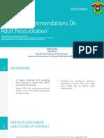 Slide Current Rexomend Resuscitation