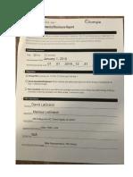 Rep. David LaGrand Financial Disclosure