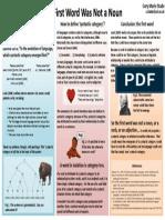 Sobre La Noción de Saturación Semántica en Terminología