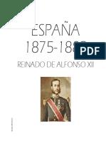 Hojas Album 1875-82