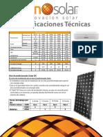 Ficha Tecnica Aires
