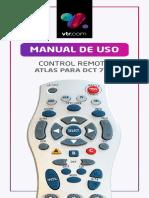 Manual vtr