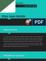 Etika Dan Profesi