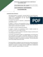 1. MANUAL DE OPERACION Y MANTENIMIENTO DE ALCANTARILLADO.doc