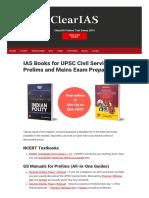 IAS book list.pdf